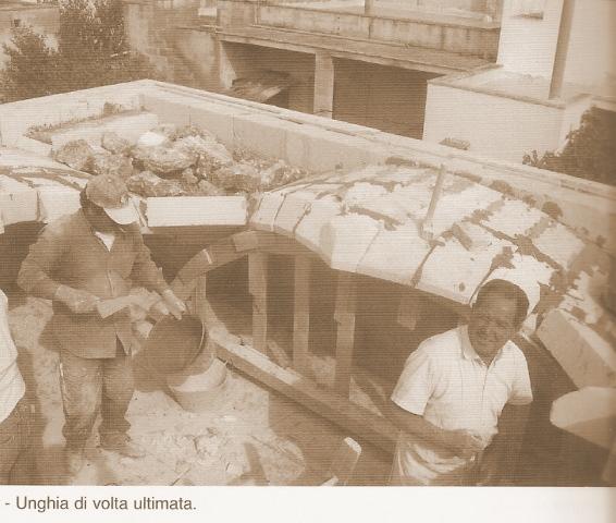 volte a crociera Archives - Volte a Stella, Botte, Crociera: materiali, maest...
