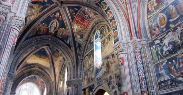 Volta chiesa Santa Caterina a Galatina Le