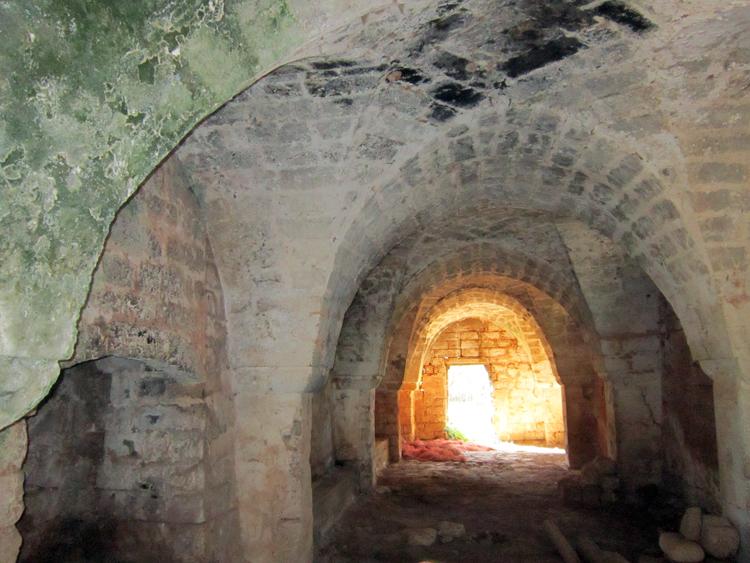 Volte nella Masseria Barone Vecchio a Surbo