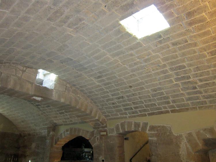 Volte Masseria Monacelli a Squinzano