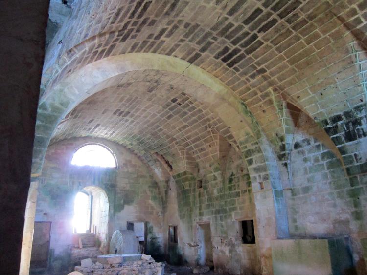 Volte Masseria Papa a Lecce